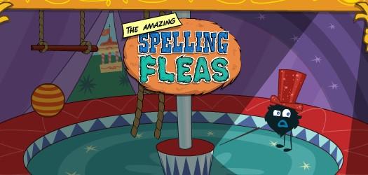 spelling-fleas